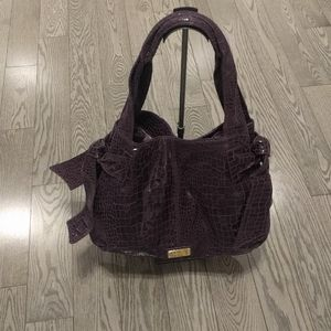 Beautiful purple bag by Nine West 🌸🌸🌸